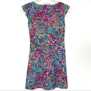 Lilly Pulitzer Dresses Briella Dress In Bait Switch Xs